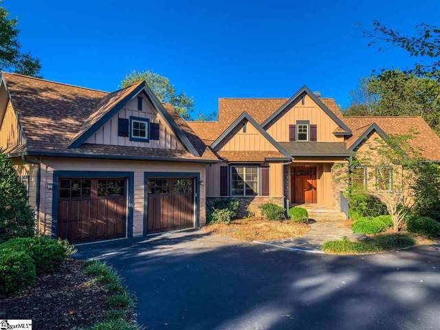 103 Dove Tree Trail Ec1, Sunset, SC 29676 (#1395810) :: Hamilton & Co. of Keller Williams Greenville Upstate
