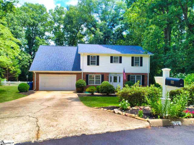 102 Cassette Court, Greer, SC 29650 (#1396901) :: RE/MAX RESULTS