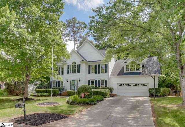 437 River Way Drive, Greer, SC 29651 (#1396989) :: The Toates Team