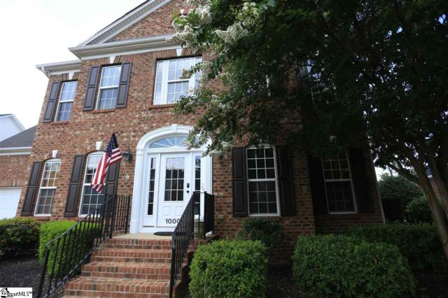 1000 Carriage Park Circle, Greer, SC 29650 (#1397025) :: Coldwell Banker Caine