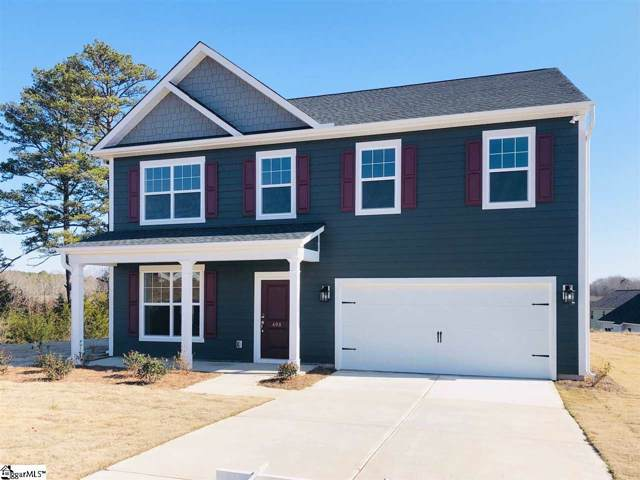 408 Marietta Lane Homesite 52, Greer, SC 29651 (#1397084) :: Hamilton & Co. of Keller Williams Greenville Upstate
