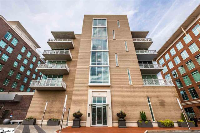 220 Riverplace Street Unit 702, Greenville, SC 29601 (#1397253) :: Coldwell Banker Caine