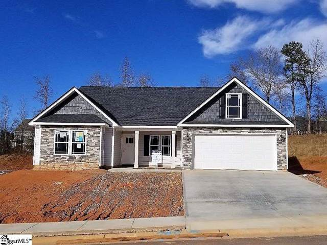 1202 Rosabella Lane, Greer, SC 29651 (#1397270) :: The Toates Team