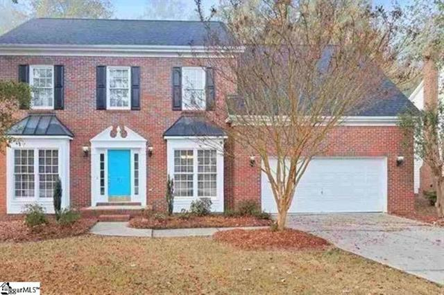 40 Willow Oak Court, Simpsonville, SC 29681 (#1397622) :: RE/MAX RESULTS