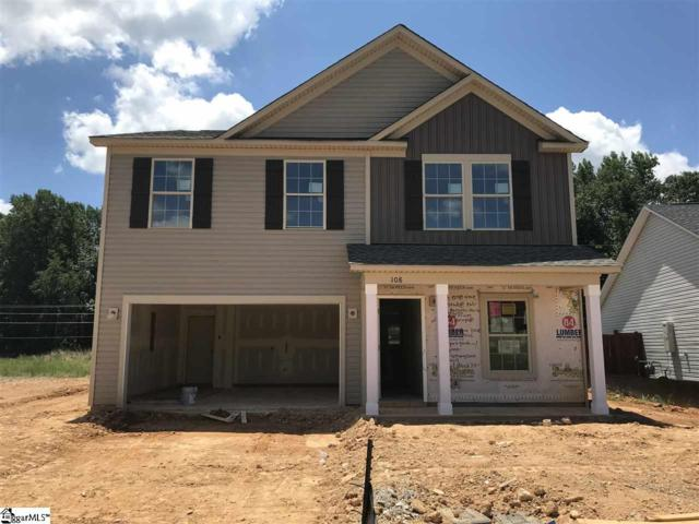 108 Screech Drive Lot 293, Fountain Inn, SC 29644 (#1397668) :: Hamilton & Co. of Keller Williams Greenville Upstate