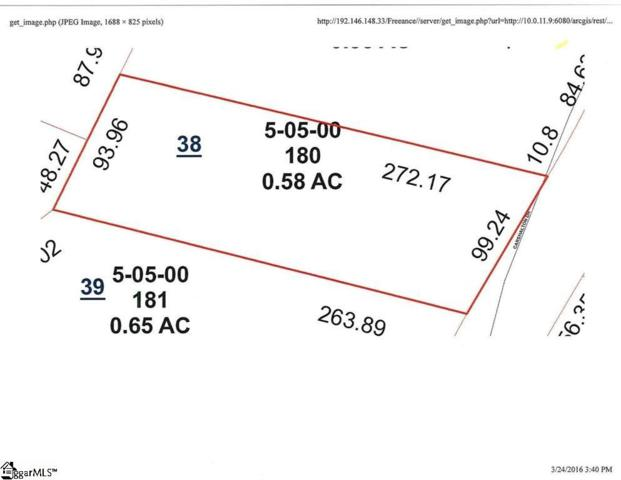 181 Carshalton Drive, Lyman, SC 29365 (#1397945) :: Hamilton & Co. of Keller Williams Greenville Upstate