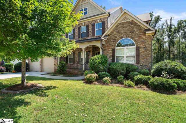 124 Creek Shoals Drive, Simpsonville, SC 29681 (#1398412) :: The Toates Team
