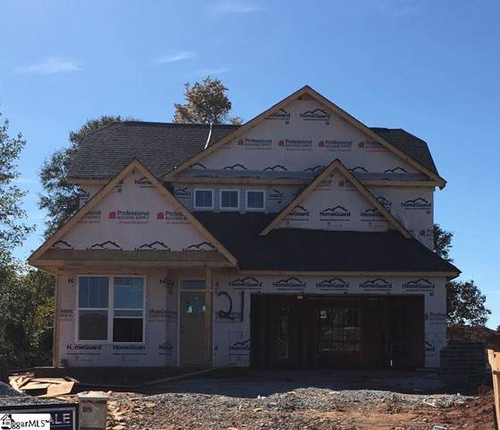 104 Timber Glen Place Lot 21, Greer, SC 29651 (#1400215) :: The Toates Team