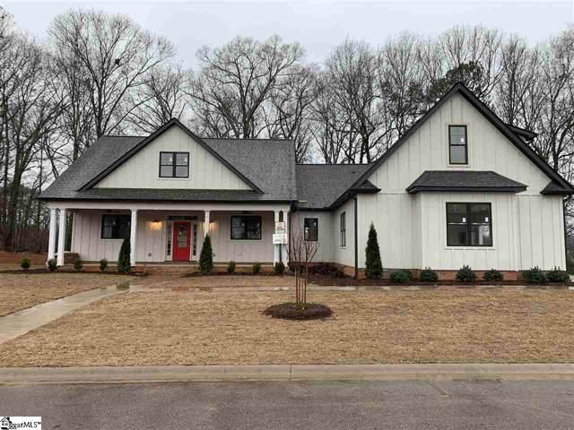 121 Fairoaks Drive, Williamston, SC 29697 (#1400296) :: Hamilton & Co. of Keller Williams Greenville Upstate