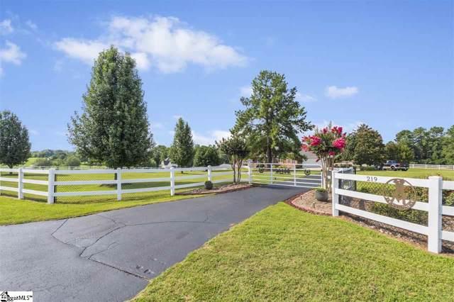219 Ridge Way, Simpsonville, SC 29680 (#1400469) :: Hamilton & Co. of Keller Williams Greenville Upstate