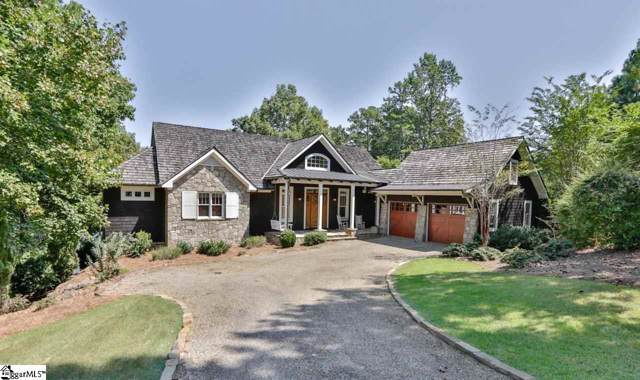 335 South Cove Road, Sunset, SC 29685 (#1400780) :: Hamilton & Co. of Keller Williams Greenville Upstate