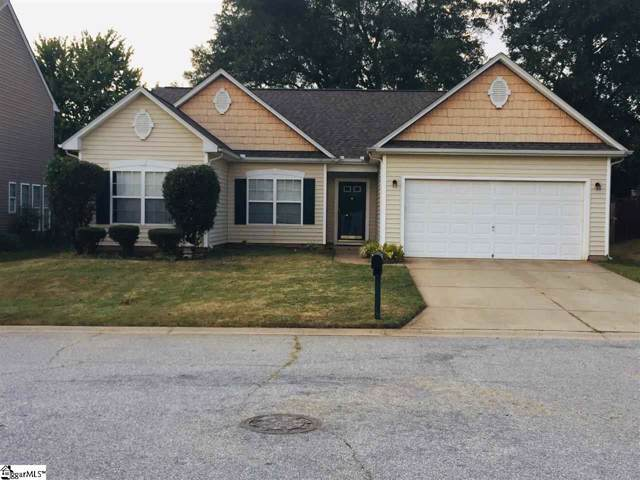 400 Grafton Court, Greer, SC 29650 (#1401207) :: The Toates Team