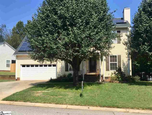 107 Old Field Drive, Simpsonville, SC 29680 (#1402154) :: Hamilton & Co. of Keller Williams Greenville Upstate