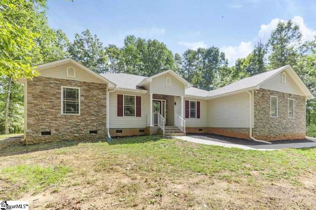 7 Tomahawk Trail, Anderson, SC 29621 (#1402244) :: The Toates Team