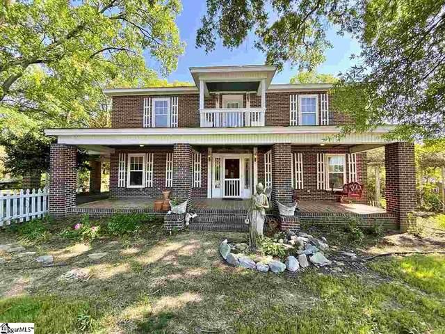 325 W Main Street, Clinton, SC 29325 (#1402483) :: Hamilton & Co. of Keller Williams Greenville Upstate