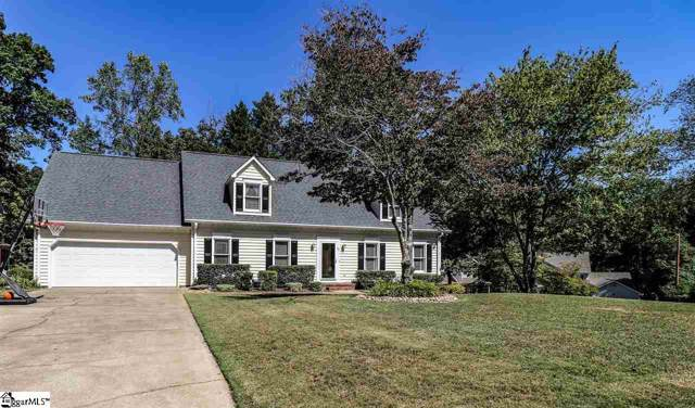 12 Old Oak Drive, Taylors, SC 29687 (#1402552) :: Hamilton & Co. of Keller Williams Greenville Upstate