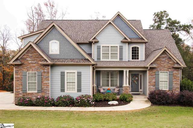 201 Pleasantwater Court, Taylors, SC 29687 (#1402708) :: Hamilton & Co. of Keller Williams Greenville Upstate