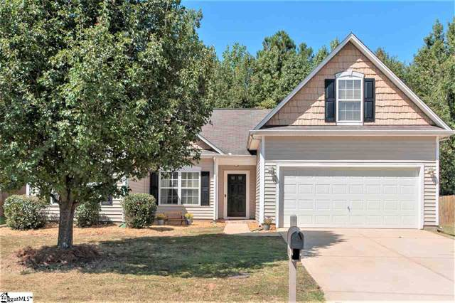 694 Timber Walk Drive, Simpsonville, SC 29681 (#1402742) :: Coldwell Banker Caine