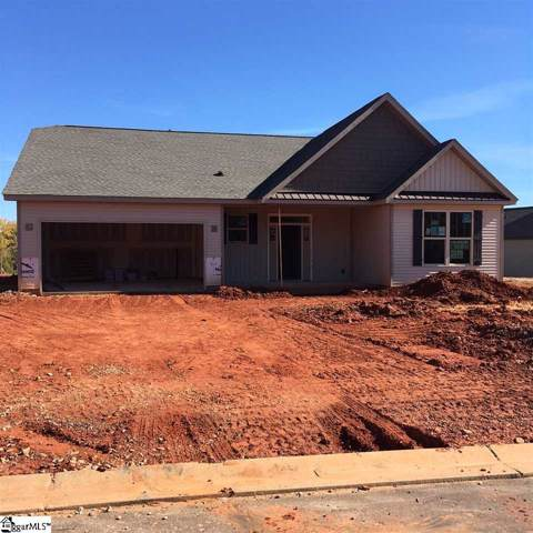 301 Ellsberry Place Lot 17, Greer, SC 29651 (#1402953) :: The Toates Team