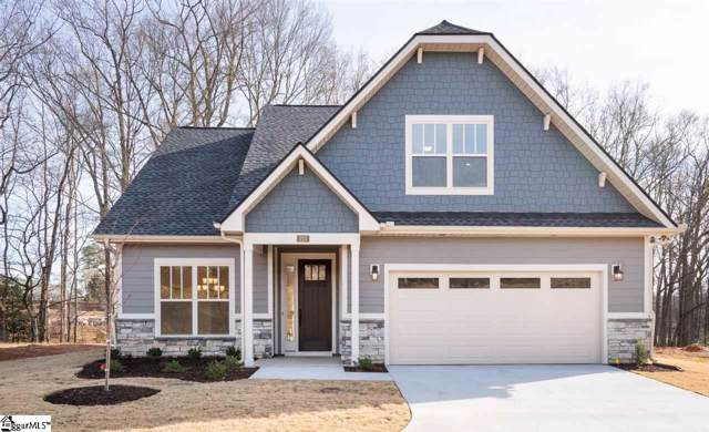 213 Holly Branch Place #34, Simpsonville, SC 29681 (#1403034) :: Coldwell Banker Caine