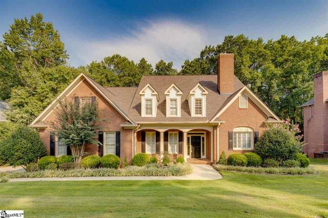 110 Golden Wings Way, Greer, SC 29650 (#1403062) :: Connie Rice and Partners