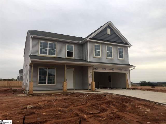 701 Granite Drive Lot 186, Easley, SC 29642 (#1403102) :: Hamilton & Co. of Keller Williams Greenville Upstate
