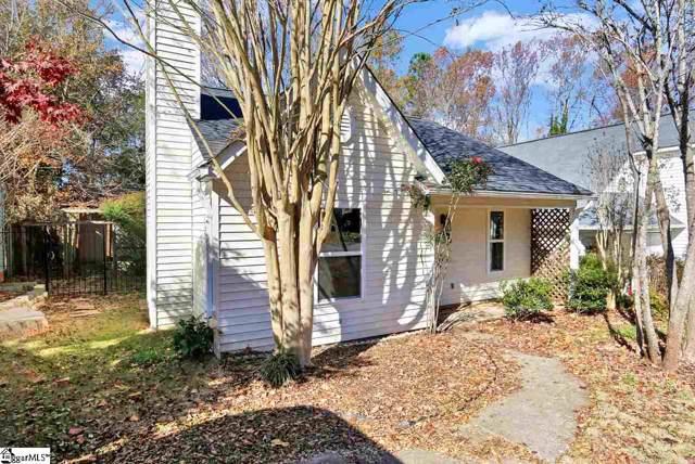 109 Mosspoint Drive, Greenville, SC 29617 (#1403364) :: Hamilton & Co. of Keller Williams Greenville Upstate