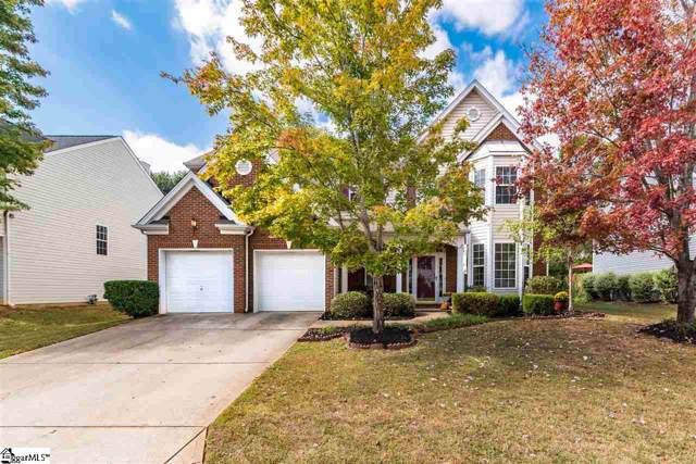 16 Stonewater Drive, Simpsonville, SC 29680 (#1403522) :: Hamilton & Co. of Keller Williams Greenville Upstate