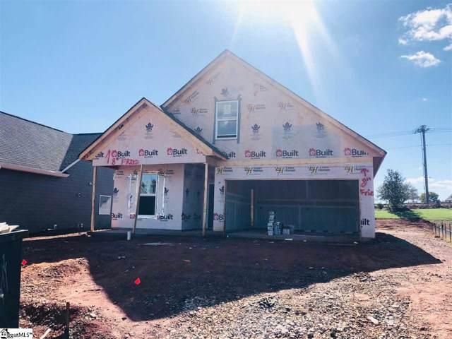 217 Cassingham Drive Homesite 4, Boiling Springs, SC 29316 (#1403577) :: Hamilton & Co. of Keller Williams Greenville Upstate