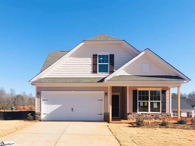 244 Cassingham Drive Homesite 20, Boiling Springs, SC 29316 (#1403582) :: Hamilton & Co. of Keller Williams Greenville Upstate