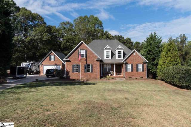 533 Dominion Way, Boiling Springs, SC 29316 (#1403794) :: Hamilton & Co. of Keller Williams Greenville Upstate