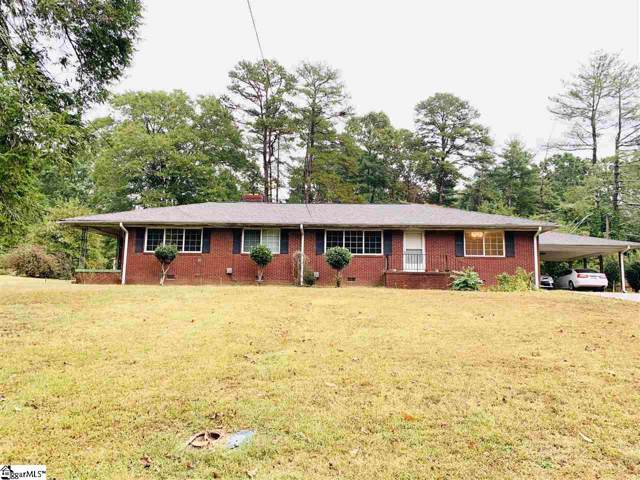 515 Forest Lane, Belton, SC 29627 (#1403852) :: RE/MAX RESULTS