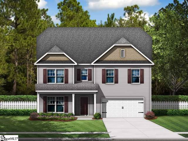 505 Edgevale Drive Lot 70, Boiling Springs, SC 29316 (#1403866) :: Hamilton & Co. of Keller Williams Greenville Upstate