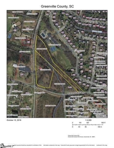 00 Roper Mtn Road, Simpsonville, SC 29681 (#1403932) :: Coldwell Banker Caine
