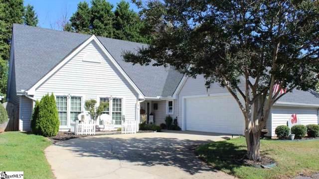 78 Forest Lake Drive, Simpsonville, SC 29681 (#1403947) :: Hamilton & Co. of Keller Williams Greenville Upstate