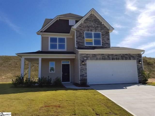 168 Caledonia Drive Lot 157, Easley, SC 29642 (#1403992) :: Hamilton & Co. of Keller Williams Greenville Upstate