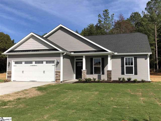 205 Nash Mill Road, Fountain Inn, SC 29644 (#1404047) :: Connie Rice and Partners