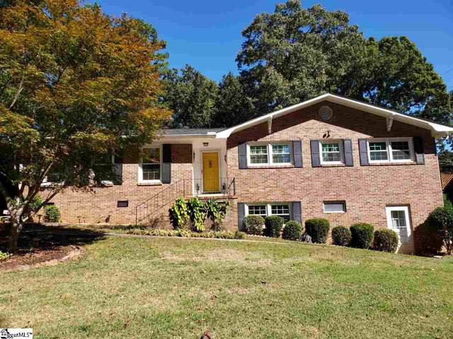 157 Saratoga Avenue, Spartanburg, SC 29302 (#1404466) :: Hamilton & Co. of Keller Williams Greenville Upstate