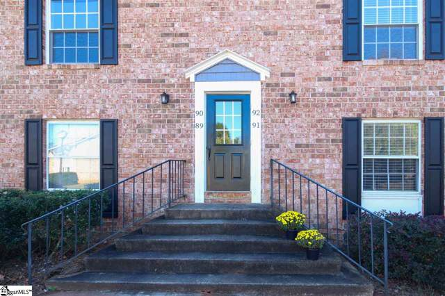 925 Cleveland Street Unit 91, Greenville, SC 29601 (#1404506) :: The Haro Group of Keller Williams