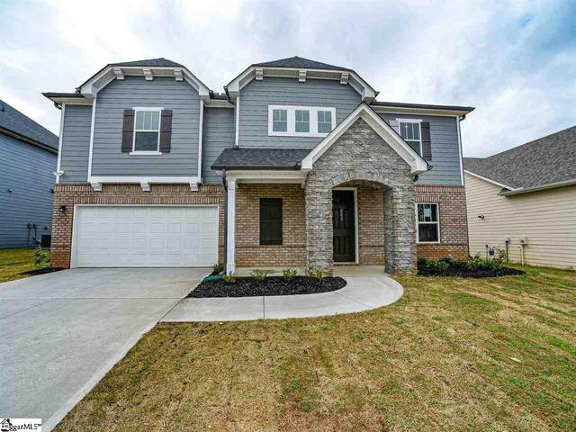 205 Lindstrom Court, Simpsonville, SC 29680 (#1404572) :: Green Arc Properties