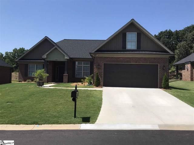 105 Pleasant Meadow Court, Greer, SC 29651 (#1404683) :: Hamilton & Co. of Keller Williams Greenville Upstate