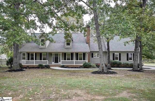 2 Nigh Oak Trace, Greer, SC 29651 (#1404775) :: Hamilton & Co. of Keller Williams Greenville Upstate