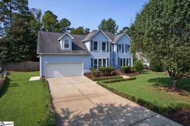 109 Hudders Creek Way, Simpsonville, SC 29680 (MLS #1404874) :: Prime Realty