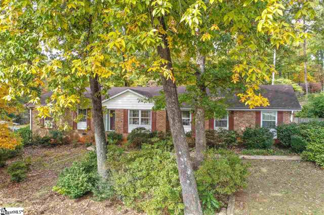 215 Crestwood Drive, Greenville, SC 29609 (#1405121) :: Hamilton & Co. of Keller Williams Greenville Upstate