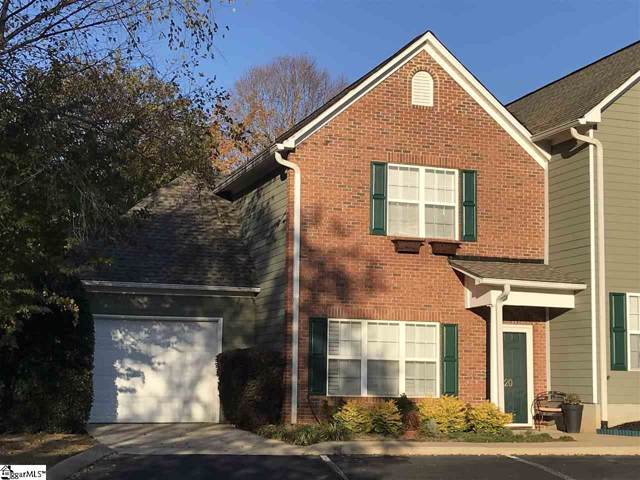20 Rock Garden Lane, Greenville, SC 29609 (#1405259) :: Hamilton & Co. of Keller Williams Greenville Upstate