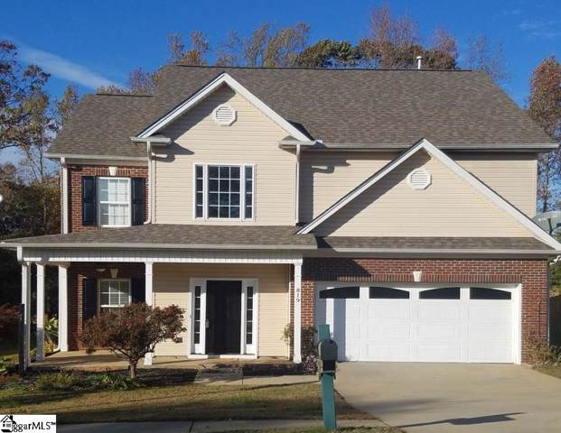 819 Bayshore Lane, Moore, SC 29369 (#1405659) :: Hamilton & Co. of Keller Williams Greenville Upstate