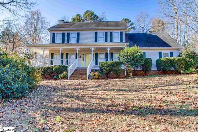 507 Shadow Oaks Drive, Easley, SC 29642 (#1405663) :: Hamilton & Co. of Keller Williams Greenville Upstate