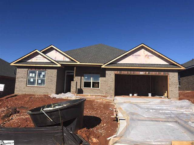 1138 Midway Hill Lane Lot 9, Duncan, SC 29334 (#1405717) :: Coldwell Banker Caine
