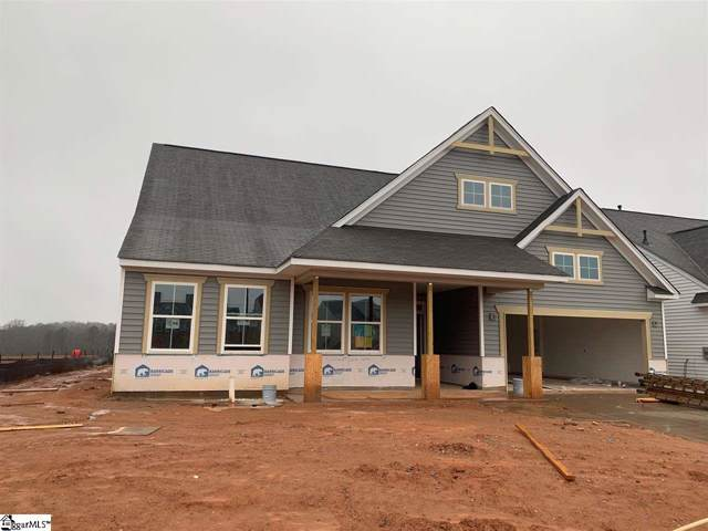 309 Golden Gala Way Lot 61, Greer, SC 29651 (#1406036) :: Coldwell Banker Caine