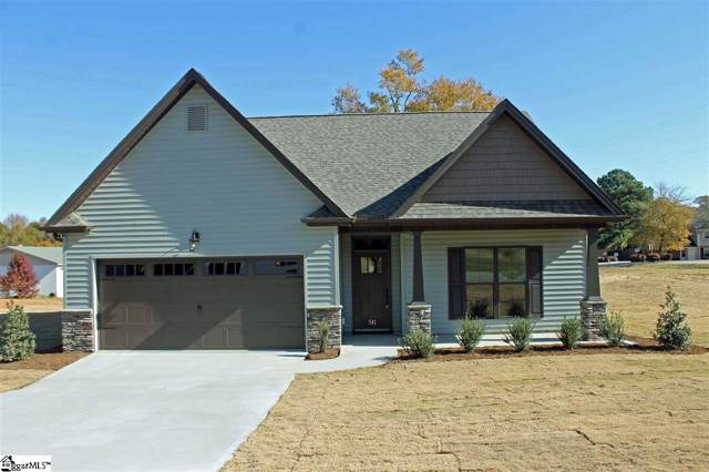 535 Woodcock Road, Pelzer, SC 29669 (#1406038) :: The Toates Team